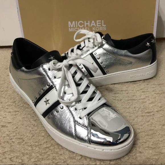 Frankie Stripe Sneaker MICHAEL Michael Kors cUNMFcvRTI